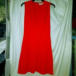 EUC killer red sexy dress, thakoon addition med